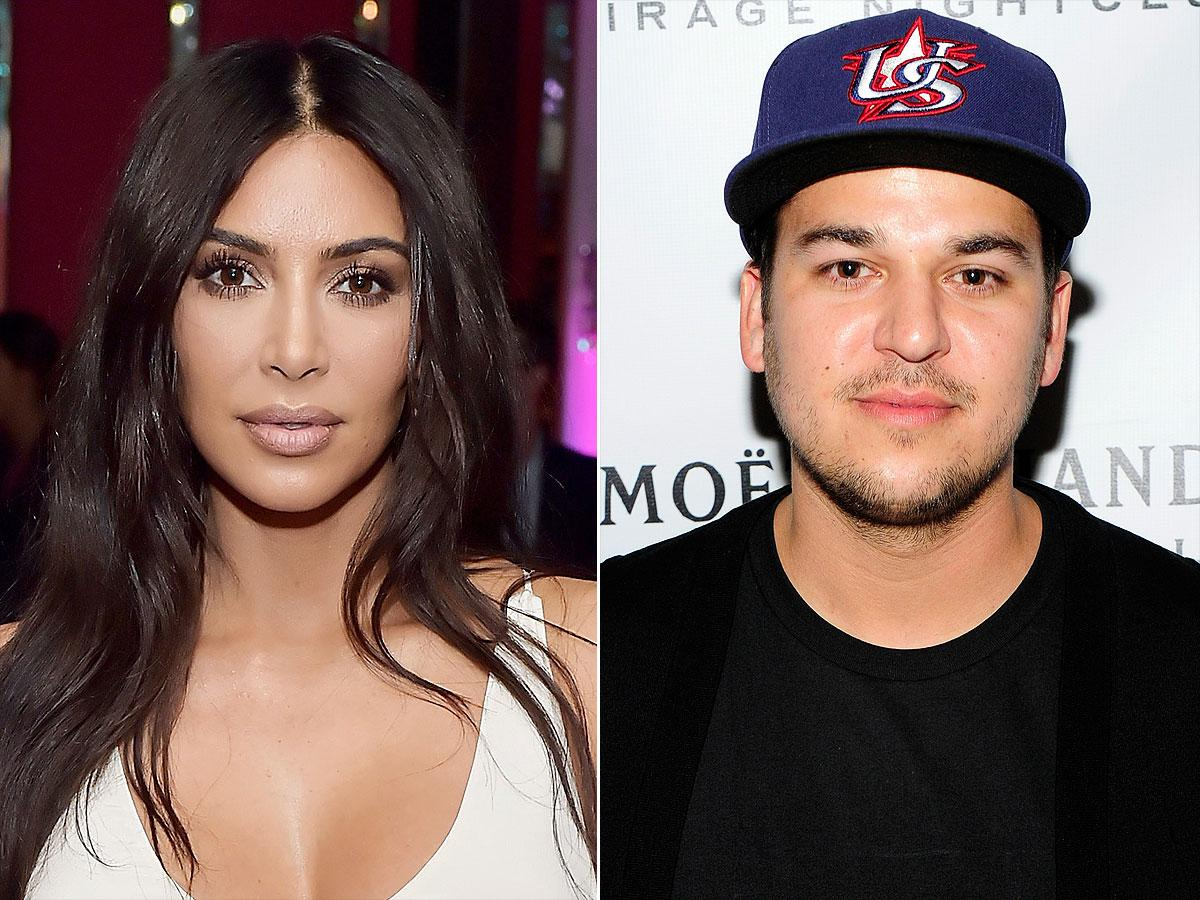 KUWK: Kim Kardashian Might Name New Baby After Brother Rob And He Is Excited!