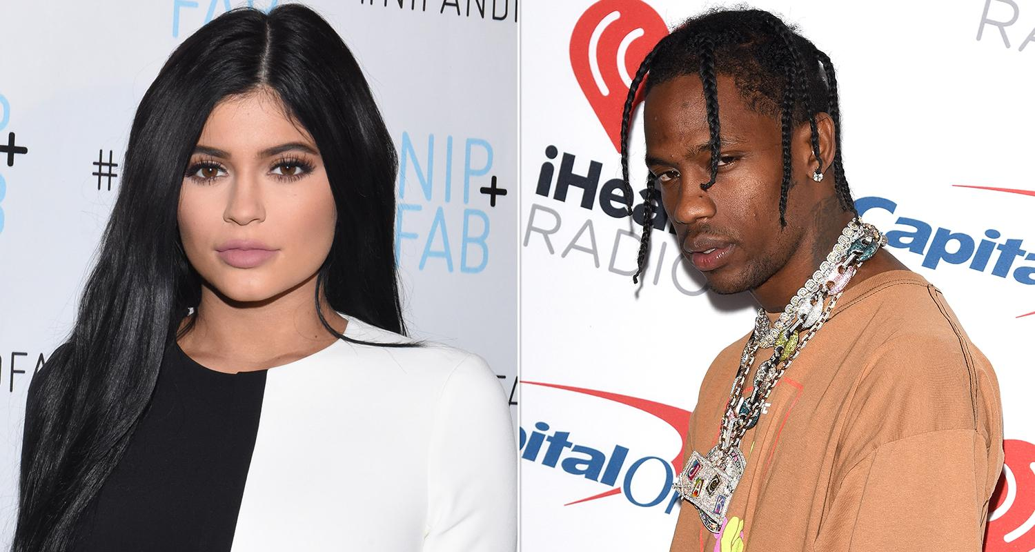 Kylie Jenner Supports Travis Scott While He Kicks Off His Las Vegas Residency