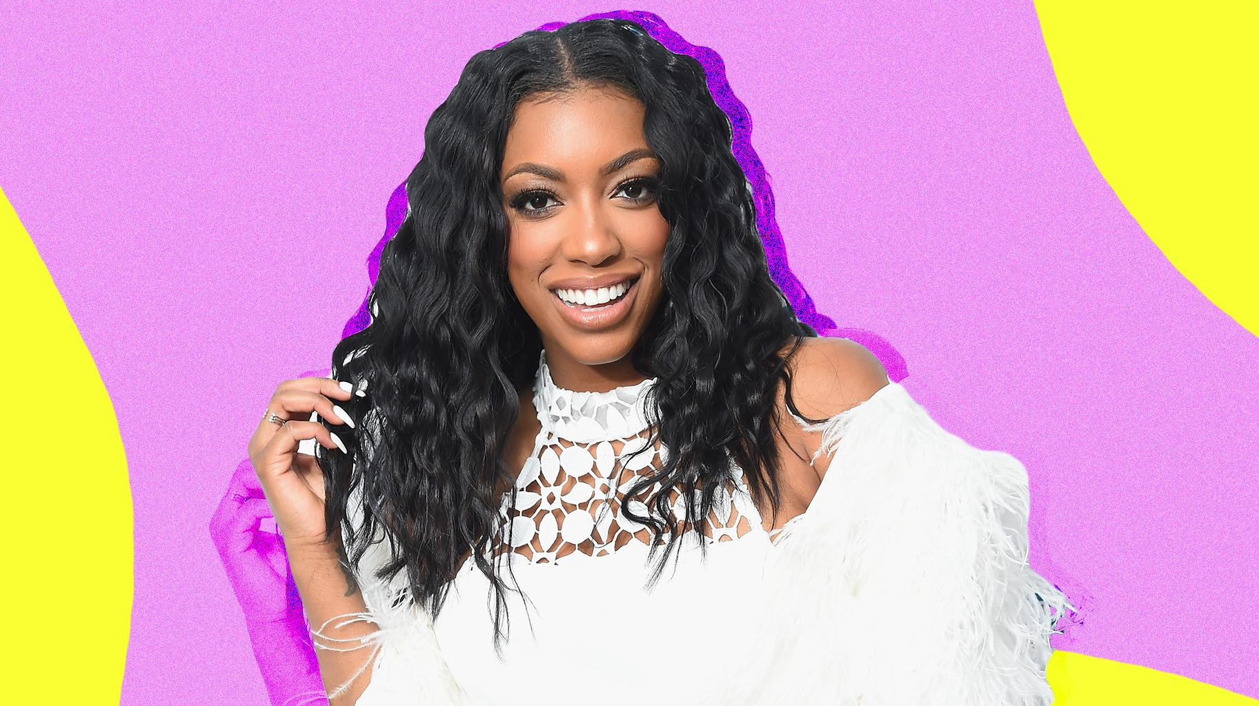 Porsha Williams Talks About Her Special 'Porsha's Having A Baby' On Fox5