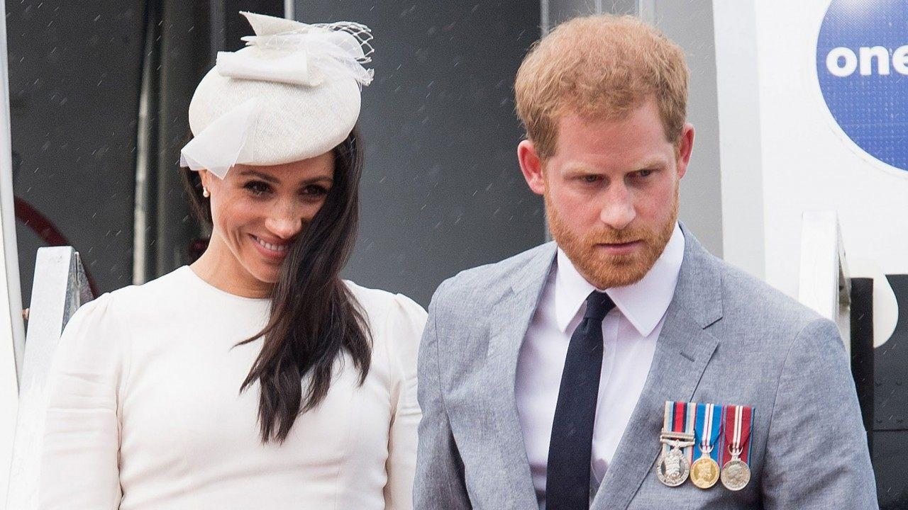 Meghan Markle And Prince Harry Post Sweet Message On Prince Louis' First Birthday