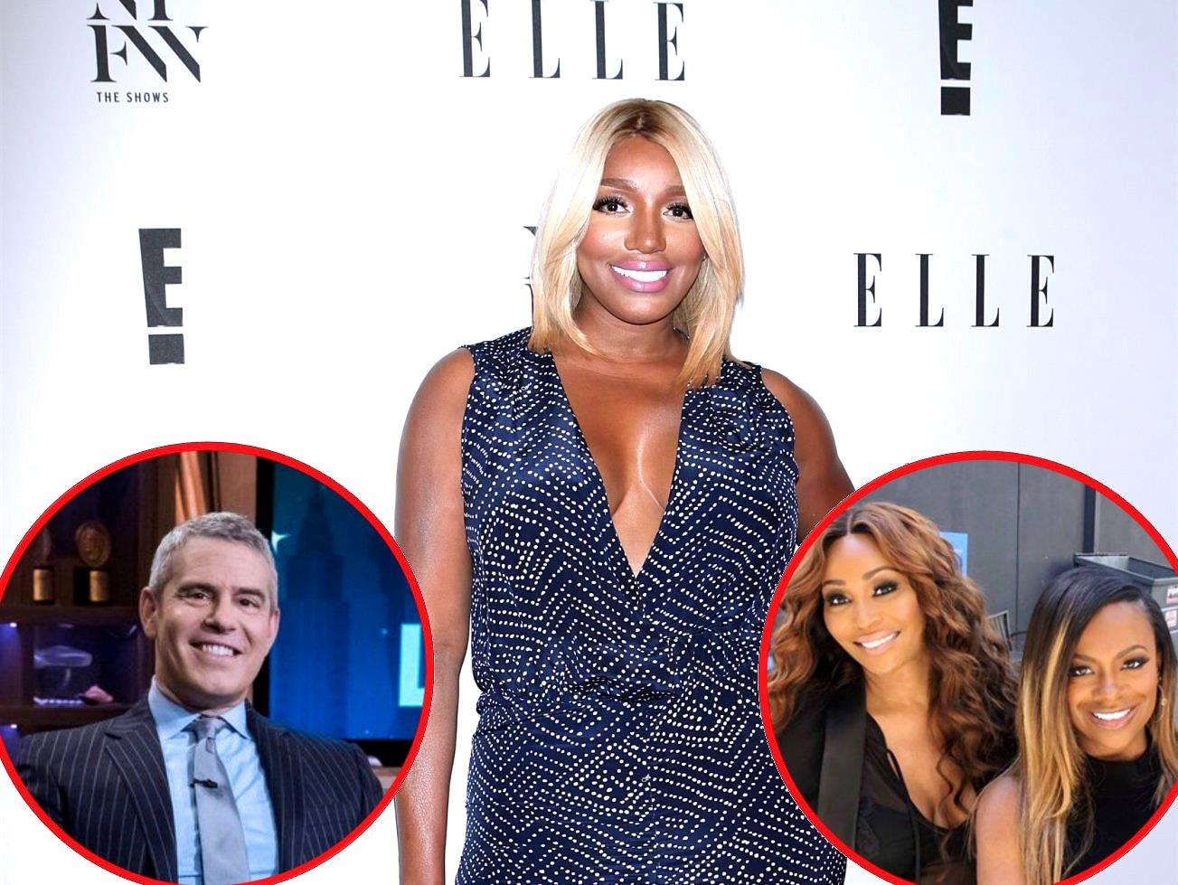 """Nene Leakes Says She Came Up With The Idea For 'RHOA' Reunions: """"I Hate That I Ever Said That"""""""