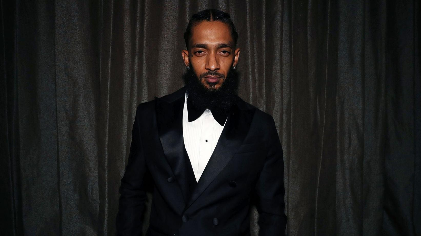 Free Tickets To Nipsey Hussle's Memorial Service, Resold Online! T.I., Karrueche Tran And More Bash Such A Monstrosity