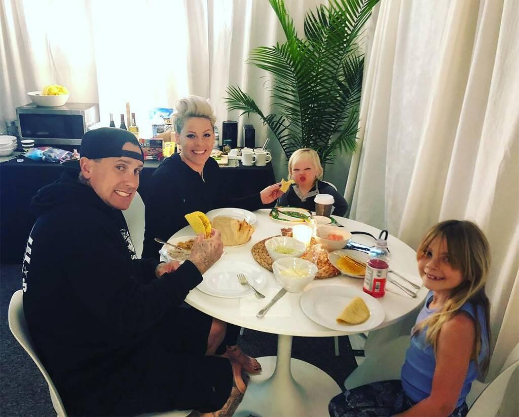 Pink Gets Candid About Suffering A Miscarriage At Just 17 Years Old!
