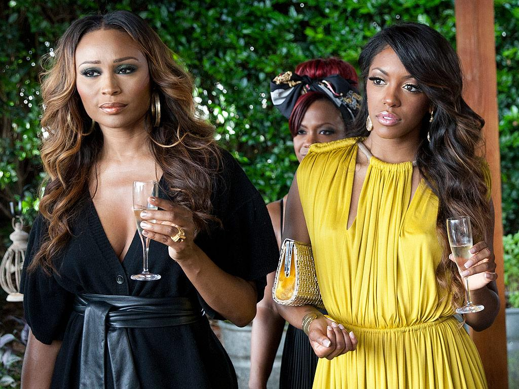 Porsha Williams Proves NeNe Leakes Wrong And Is Cynthia Bailey's Most Supportive Friend - Check Out Her Post