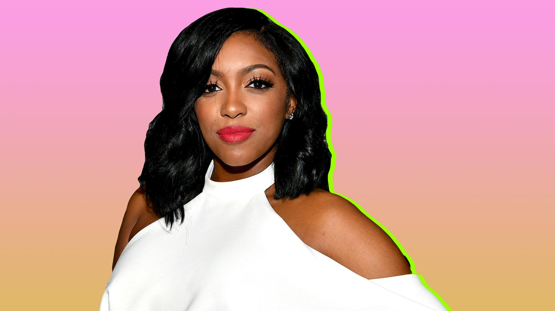 Porsha Williams Posts First Pic Of Her Baby That Includes A Glimpse Of Her Face!