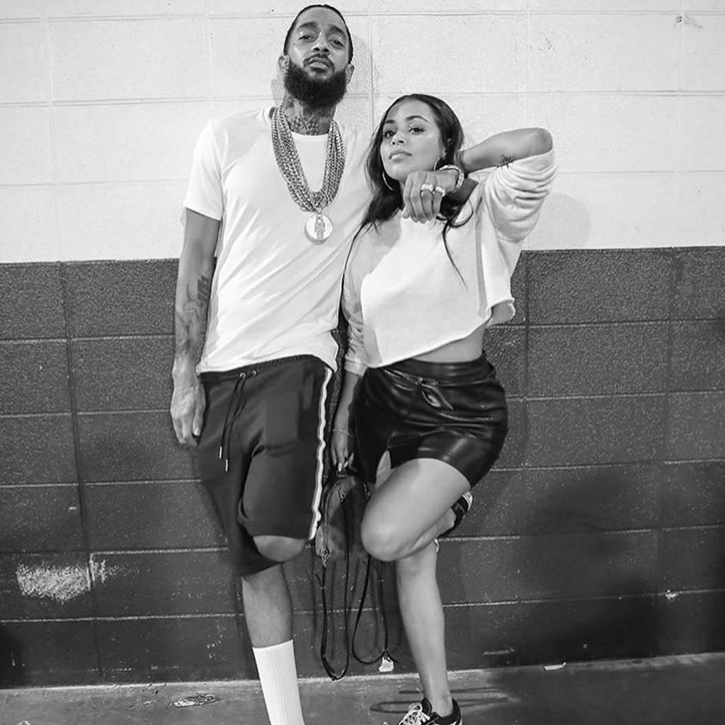 Tamar Braxton Says She's Feeling Selfish Flaunting Her Happiness With David, While Lauren London Is Broken - Read Her Emotional Message In Which She Praises Nipsey Hussle's Love