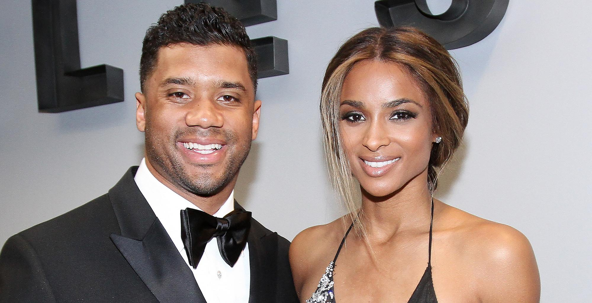 Ciara And Russell Wilson Reportedly Launched A Joint Production Company For Film, TV And Digital Content