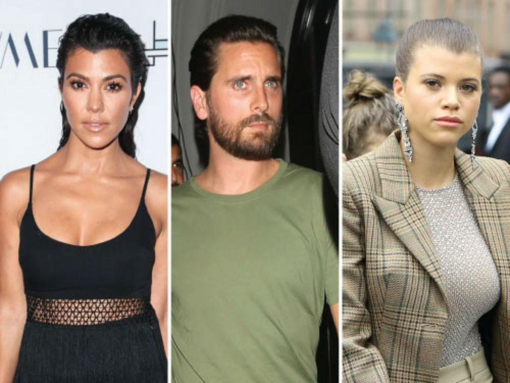 """Is Sofia Richie Worried Scott Disick And Ex Kourtney Kardashian Are """"Soulmates""""? – Find Out How She Really Feels"""