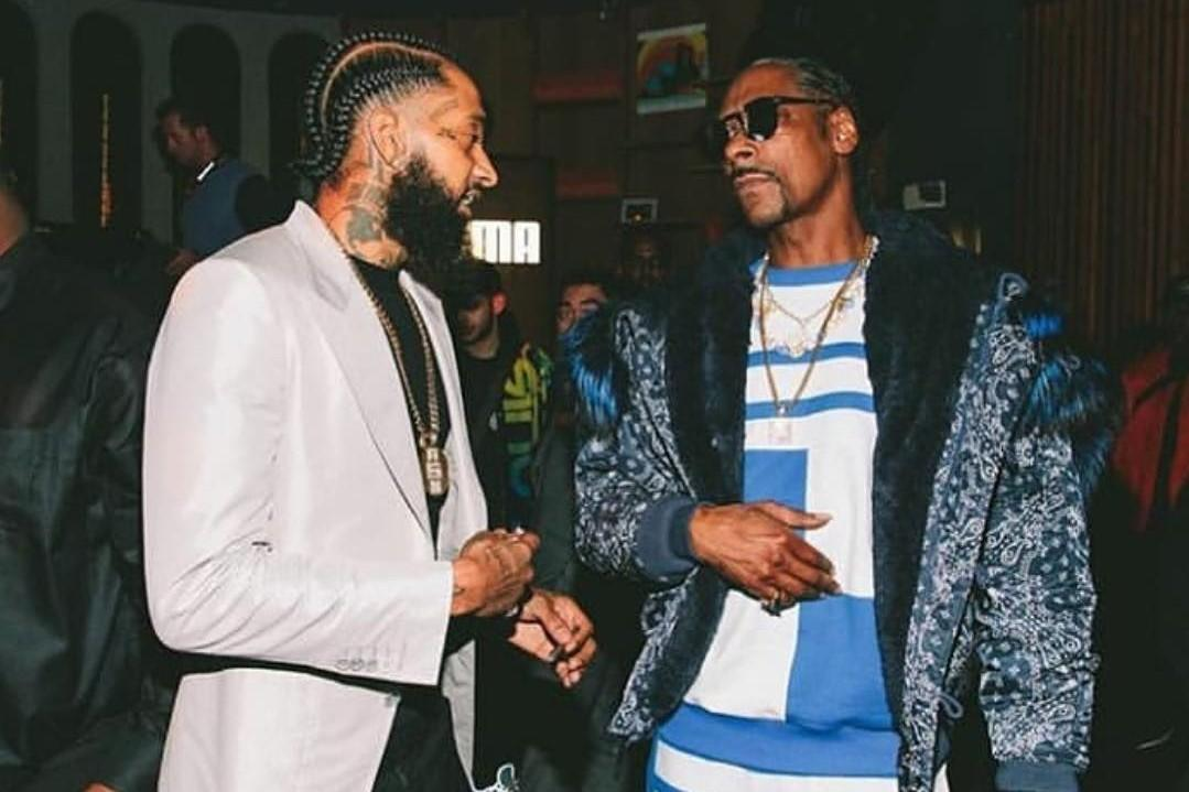 Snoop Dogg Responds To Nipsey Hussle's Death, 'This Sh*t Got To Stop, Man'
