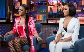 Kandi Burruss Welcomes Shamari DeVoe To Her Racy Show As A Special Guest