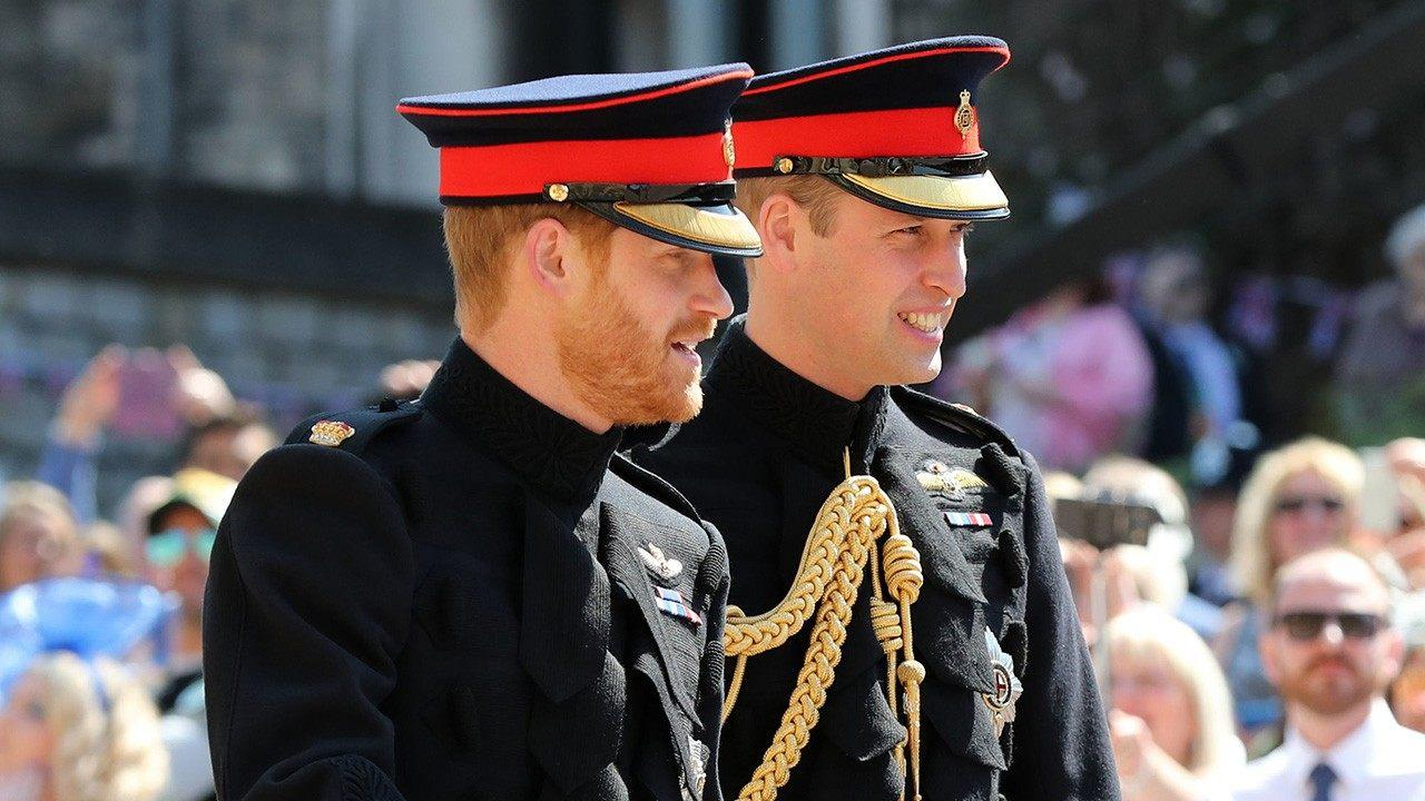 Princes Harry And William Kept The Distance At The Easter Service, Insider Reveals - They're No Longer Close