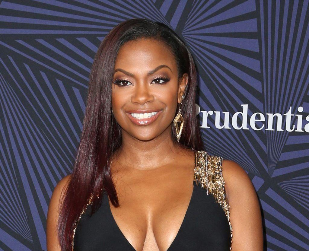 Kandi Burruss' Recent Photo Has Fans Addressing A Potential Breast Implant Issue