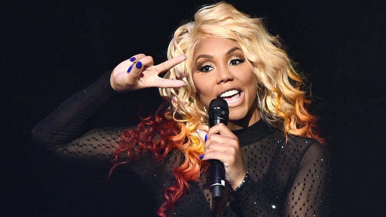 Tamar Braxton Predicts The Most Epic Dungeon Show For This Weekend With Kandi Burruss, Shamari DeVoe And More