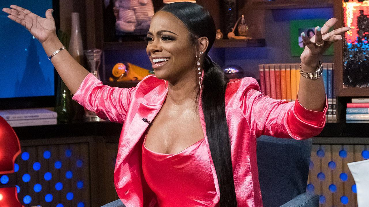 Kandi Burruss Makes Fans Happy With A Photo Of The Complete Family - See The Pic With Todd, Riley, Kaela And Ace