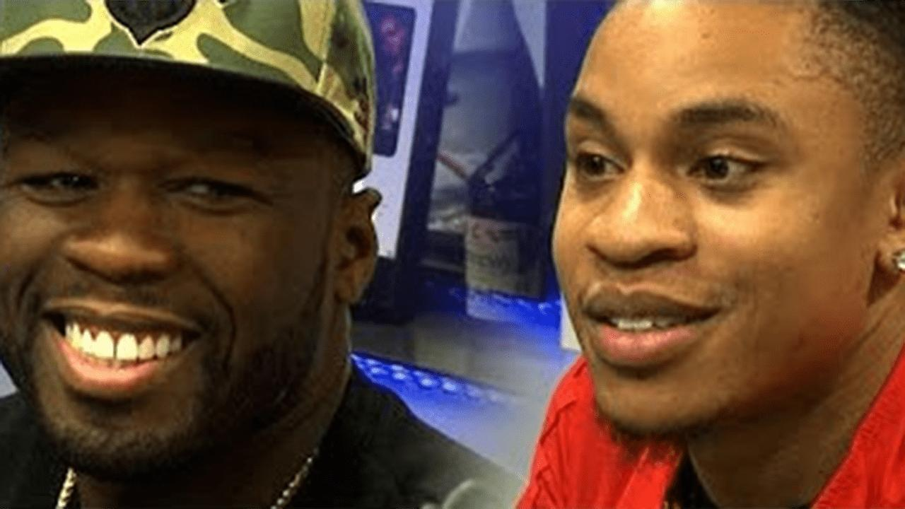 50 Cent Says Rotimi Owes Him $300K And Threatens To 'Punch' Him In The Nose'