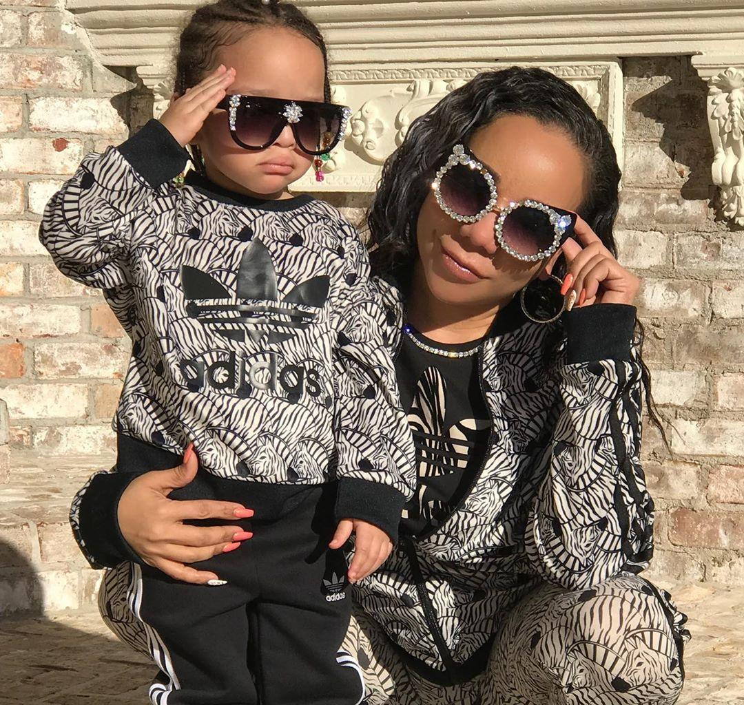 Tiny Harris' Latest Video With Heiress Harris Has Fans In Awe