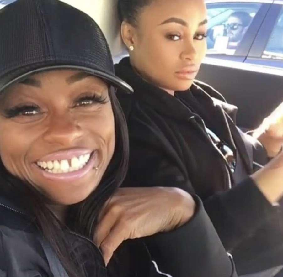Blac Chyna Will Make You Cry With Her Latest Clip And Message - She Finally Reunited With Her Mom, Tokyo Toni!