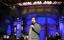 Adam Sandler Hosts 'Saturday Night Live' And Sings Song 'I Was Fired From SNL' — Watch Video
