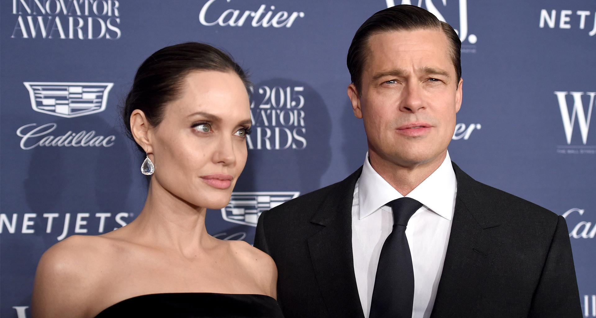 Angelina Jolie Reportedly Not Happy About Ex Brad Pitt's Pic With Lena Dunham - Here's Why!