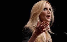 Ann Coulter Tells Donald Trump To Learn English -- Conservative Firebrand Slams POTUS Over Border Wall