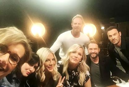 BH90210 Stars Explain Beverly Hills 90210 Quasi-Reboot In Their Own Words