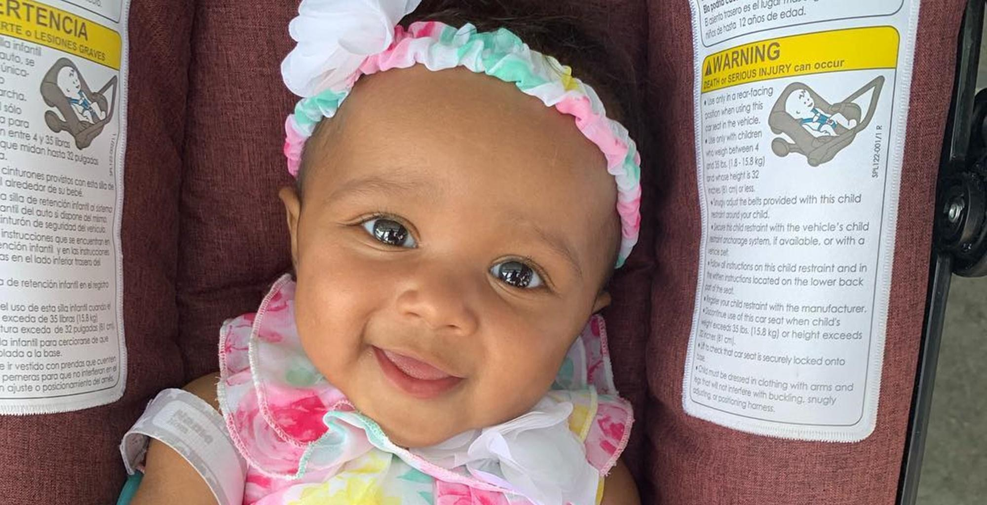 Kenya Moore's Baby Daughter, Brooklyn Daly, Cannot Compete With Cousin Che's Impressive Physique In Hilarious Picture
