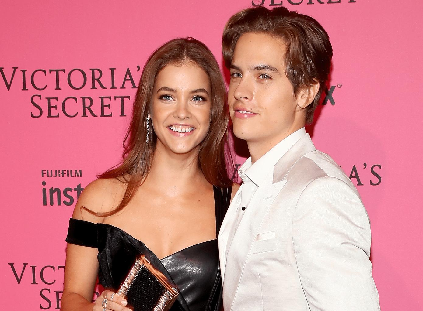Dylan Sprouse Shaves His Head And Poses With Girlfriend Barbara Palvin In New Snap