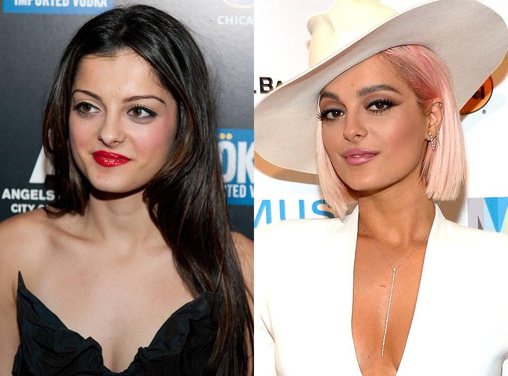 Bebe Rexha Laughs Off Those Plastic Surgery Reports!
