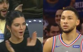 Twitter Explodes With Ben Simmons Fans Telling Him To Dump Kendall Jenner And Blaming Kardashian Curse For 76ers Playoff Loss