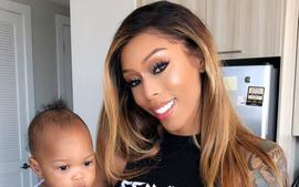 Lil Scrappy's Mother's Day Message To Bambi Benson Goes South Because He Did This To Erica Dixon