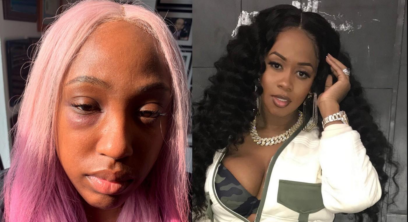 Remy Ma Gets Arrested After Physically Attacking Brittney Taylor!