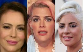 Lady Gaga, Sarah Silverman, Busy Phillips And More Celebrities React To Alabama Abortion Law