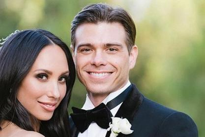 Cheryl Burke And Matthew Lawrence Got Married -- Here Is What Carrie Ann Inaba Had To Say About This Wedding Picture