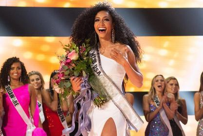 Cheslie Kryst Wins Miss USA And Fans Applaud Beauty Contest For Focusing More On Accomplishments Instead Of Just Looks