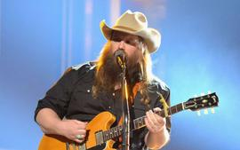 Chris Stapleton And His Wife Welcomed Their Fifth Child