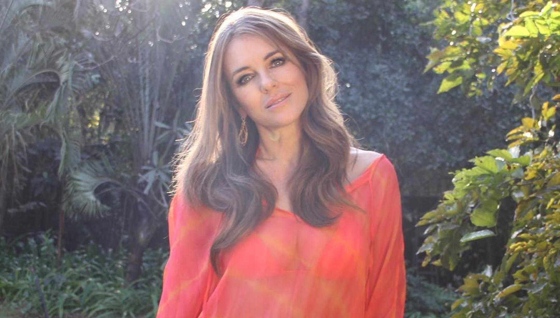 Elizabeth Hurley Stuns At 53 In Summer-Ready Bathing Suit Pictures -- Here Is How The Modeling Legend Stays In Shape