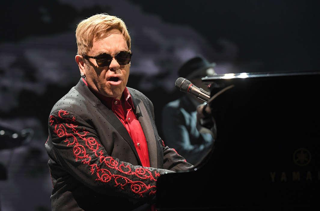 Elton John Says He And Other Film Execs Considered Casting Justin Timberlake As The Lead