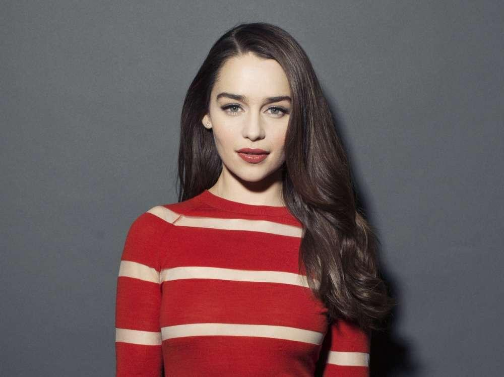 Emilia Clarke Says She Turned Down Fifty Shades Of Grey Movie Due To A Fear Of Potentially Harming Her Career
