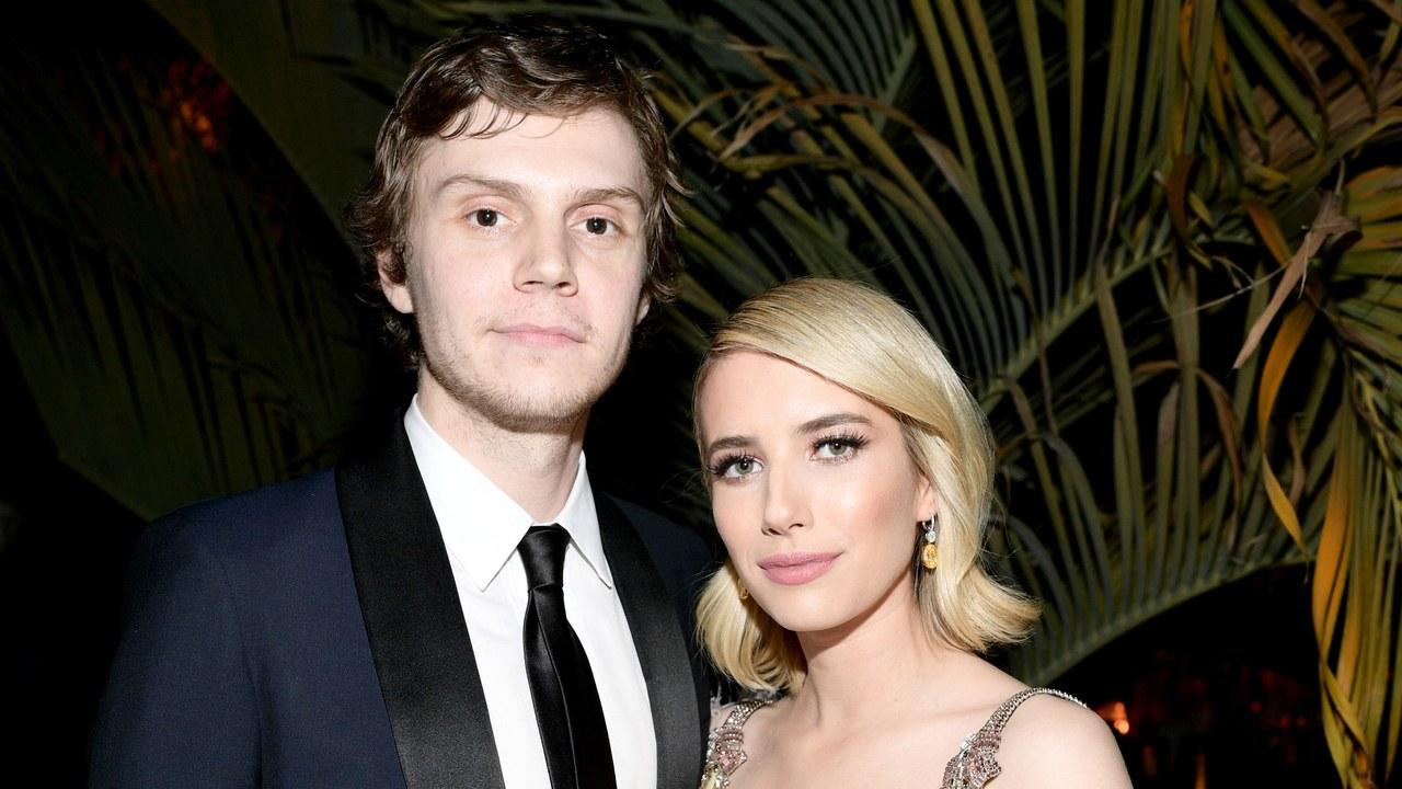 Emma Roberts Opens Up About Her Breakup From Evan Peters - It's 'Hard'