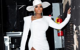Fantasia Barrino Surprises Fans With Picture Of 17-Year-Old Daughter Zion Graduating High School With Her Father, Brandel Shouse, By Her Side