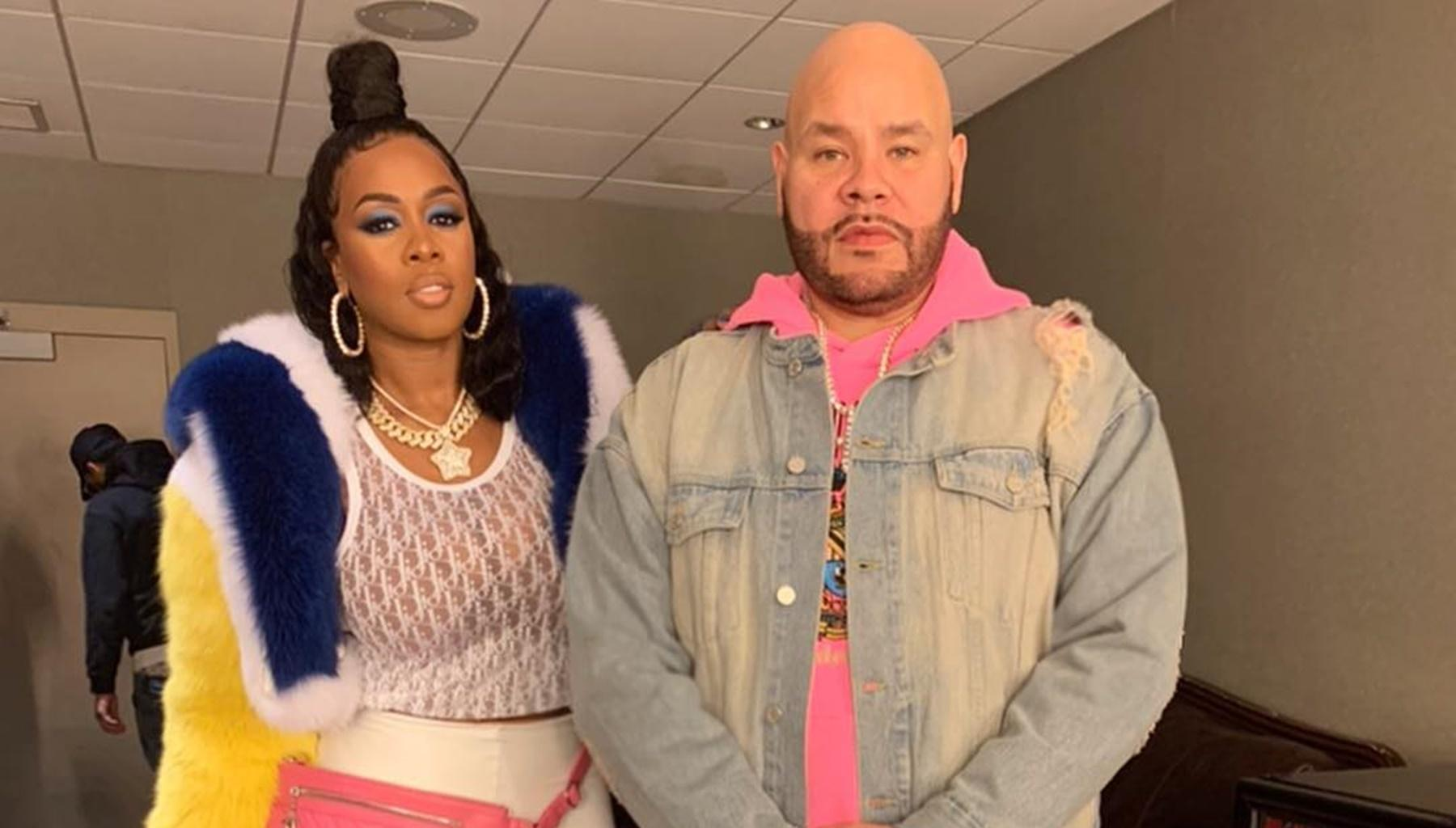 Remy Ma's Friend, Fat Joe, Defends Her Over Alleged Brittney Taylor Attack -- Could She End Up Back In Jail?
