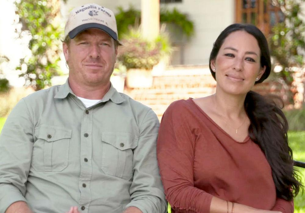 Fixer Upper Star Joanna Gaines' Dad Being Investigated For Possible Prostitution Ring