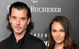 Gavin Rossdale And His Much Younger Girlfriend Natalie Golba Make Red Carpet Debut