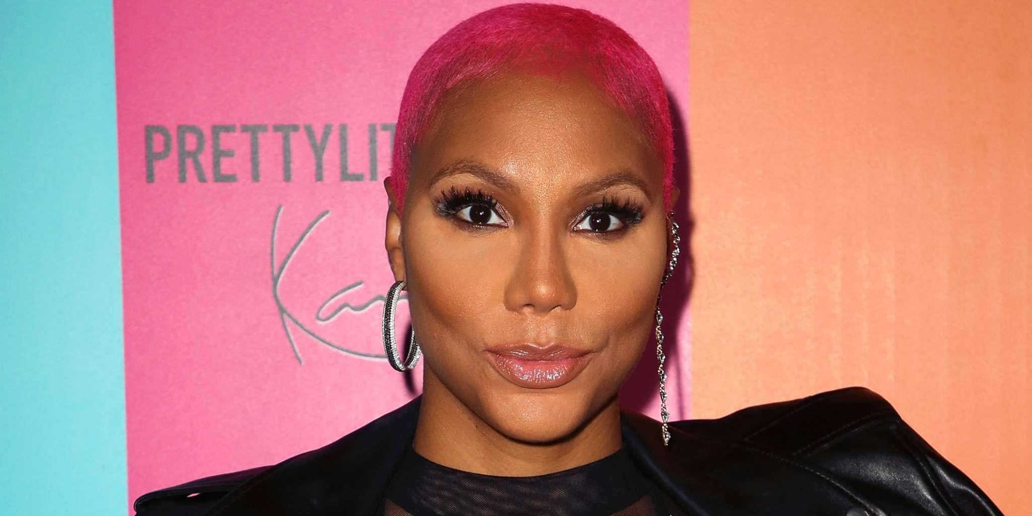 Some Of Tamar Braxton's Fans Seem To Have A Problem With Her Advertising Fashion Nova Clothing