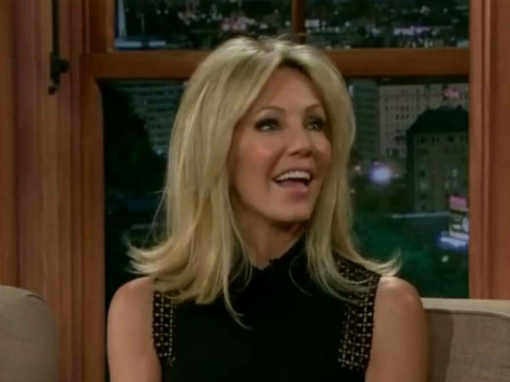 Heather Locklear Returns To Rehab For The Second Time In 6 Month Following Her Psychiatric Hospitalization