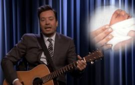 Jimmy Fallon And The Roots Serenade Prince Harry's And Meghan Markle's Son With Donovan-Styled 'Hello Archie You're The Royal Baby' — Watch Video