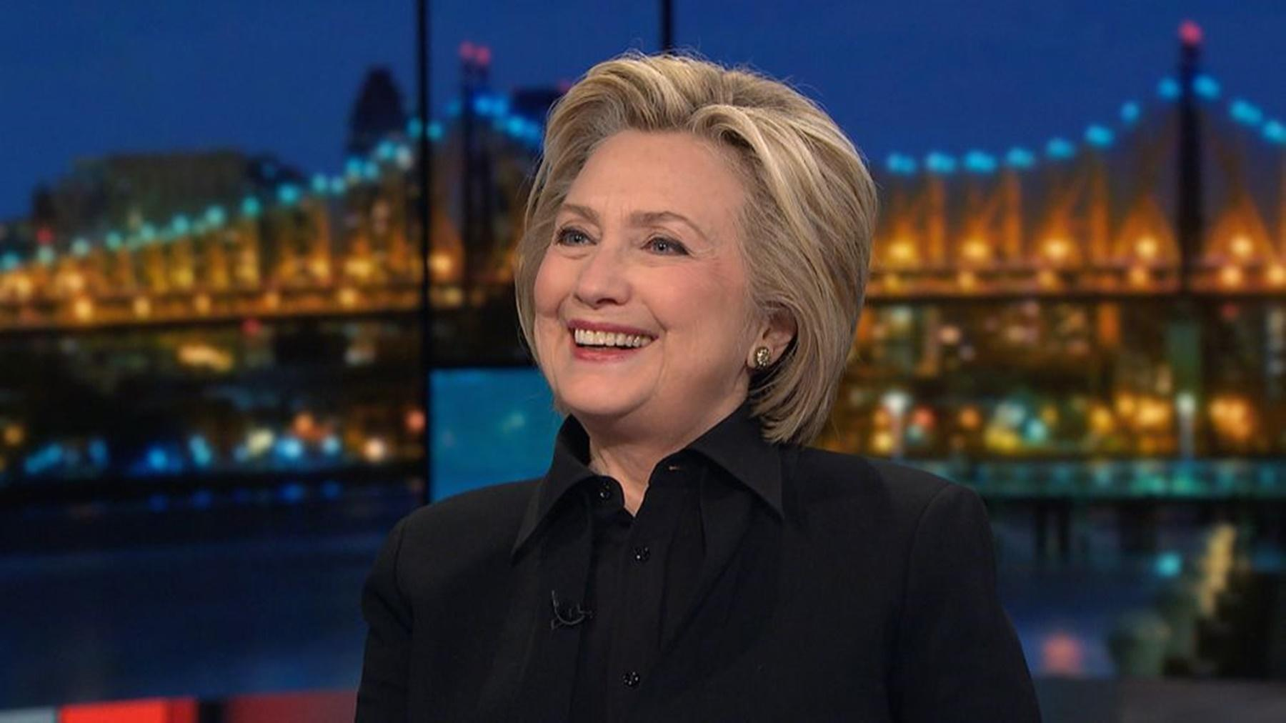 Hillary Clinton Wants Bill Barr Gone Because He Is Behaving Like Donald Trump's 'Defense Lawyer'