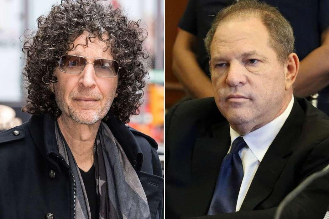 Howard Stern Claims He Struggled With Including Harvey Weinstein Interviews In His New Book