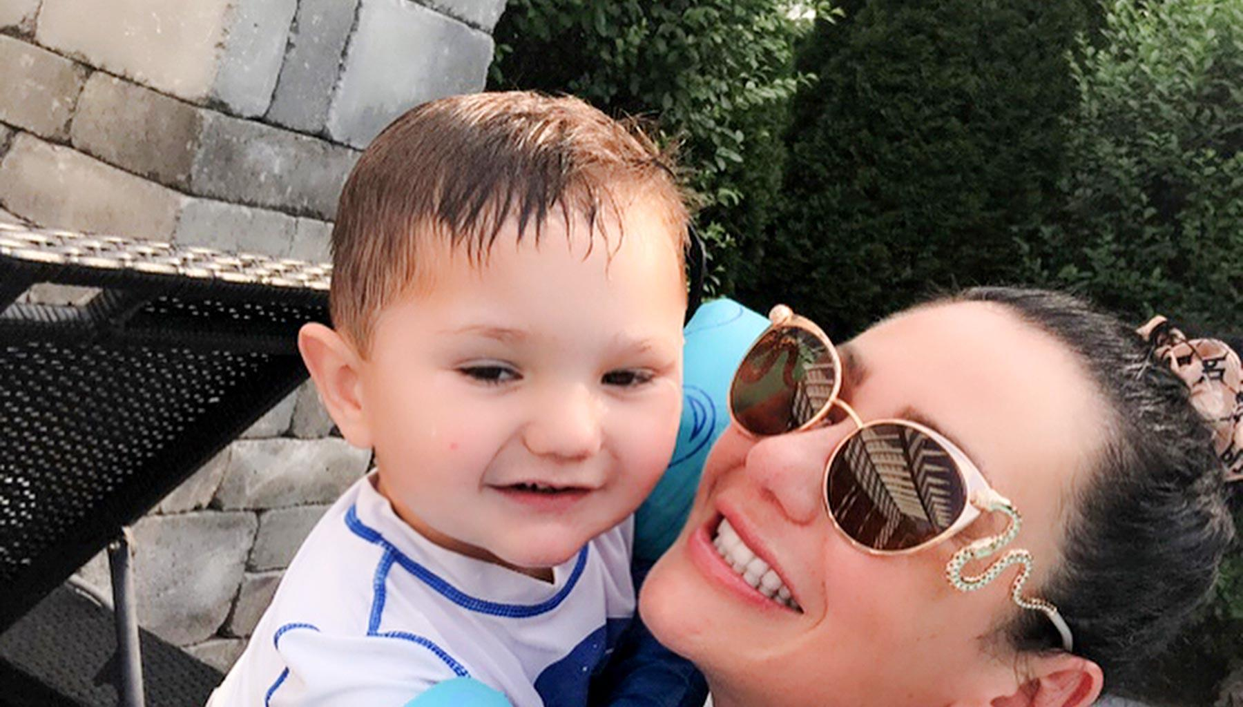 """Proud J-Woww Is Celebrating Her Son's Third Birthday: """"I Can't Even Picture Life Before You"""""""