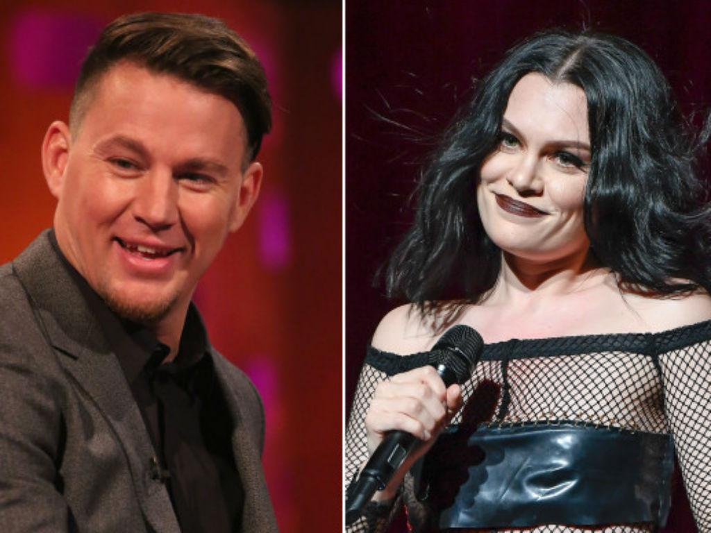 Channing Tatum Can't Stop Flirting With Jessie J Over Her Sultry Instagram Pictures
